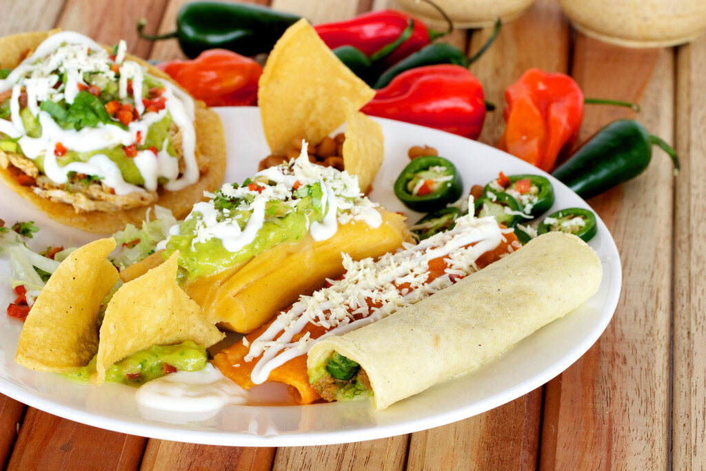 Enchilada vs. Burrito: Here's How To Tell The Difference!