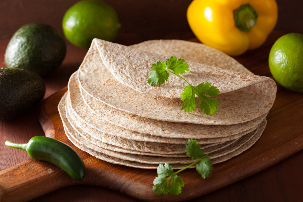 Whole Wheat Tortilla: A Wholesome Homemade Recipe!