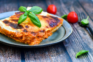 Lasagne au four hollandais