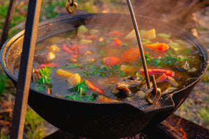 Easy Camping Meals for Family