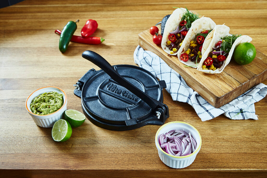 How to Use a Tortilla Press: EVERYTHING You Need to know