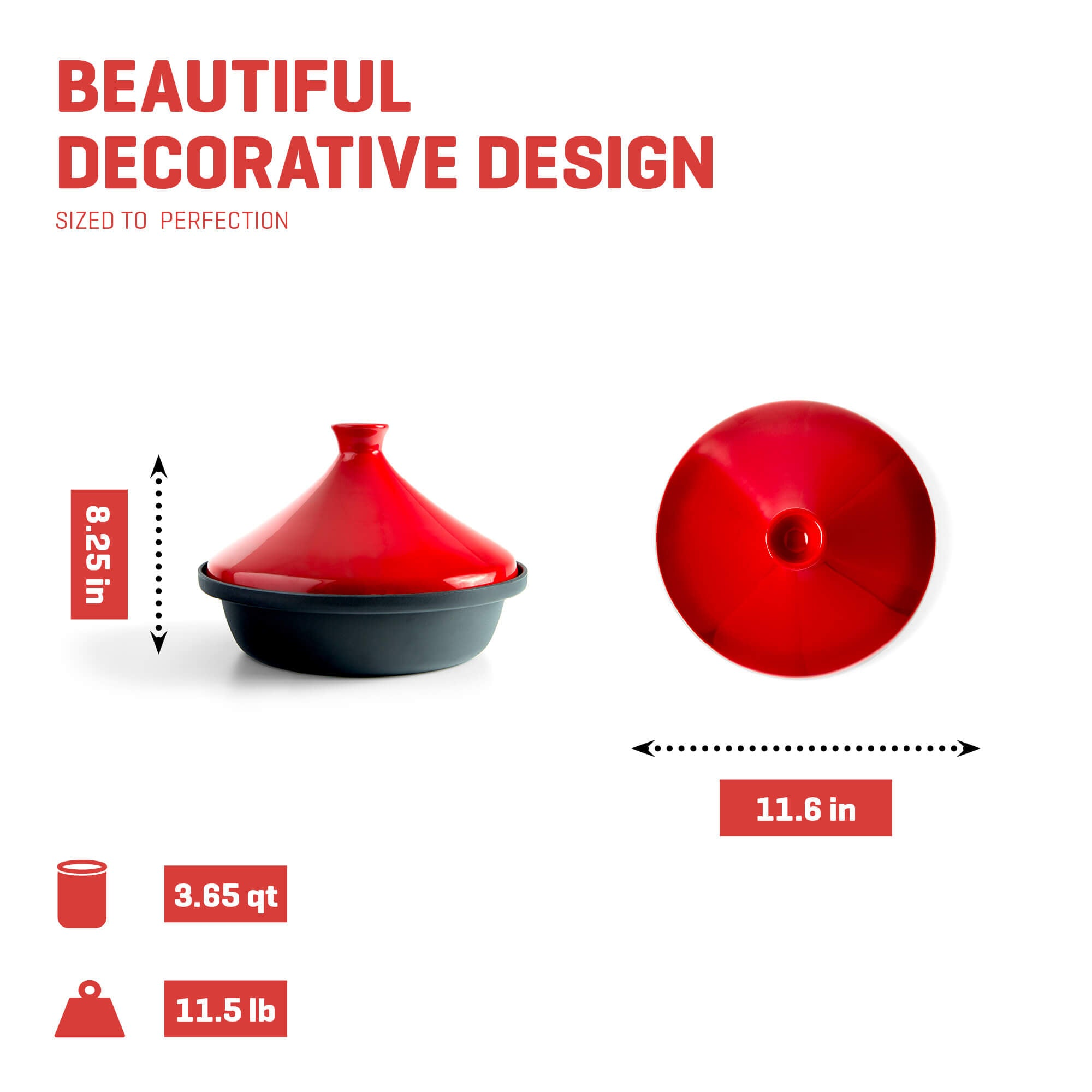 tagine pot decorative design