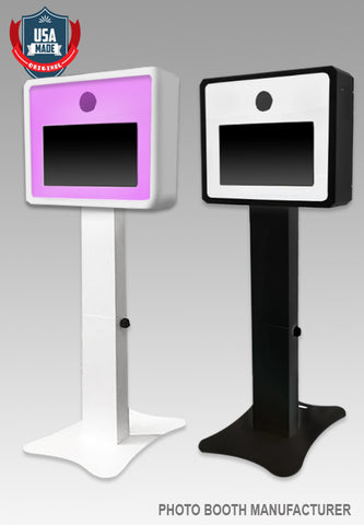 T19 2.0 Prism Photo booth Shell Enclosure