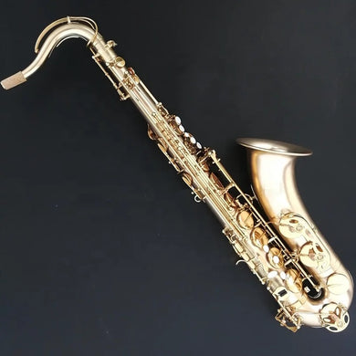 Darron McKinney Demon Chaser 30 series Gold-Copper Matted Professional Tenor Saxophone