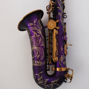 "Darron McKinney Demon Chaser ""Big Bell"" Holy Ghost Series  Professional Alto Saxophone"