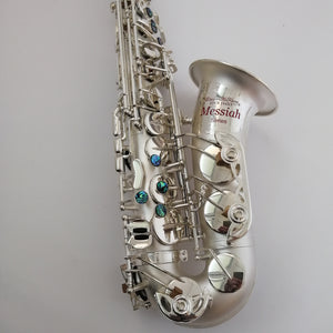 "Darron McKinney Demon Chaser ""Messiah Series "" Big Bell Professional  Alto Saxophone"