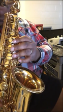 Load image into Gallery viewer, Darron McKinney 30 series Gold Plated alto sax
