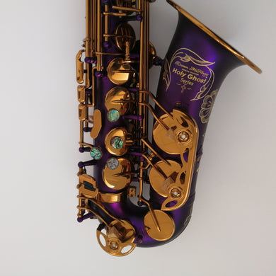 "Darron McKinney Demon Chaser Big Bell ""Holy Ghost"" Series  Professional Alto Saxophone"