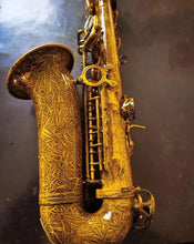 Load image into Gallery viewer, Darron McKinney Demon Chaser Avant-Garde Series Professional Alto Saxophone