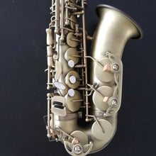 Load image into Gallery viewer, Darron McKinney Demon Chaser Antique Series Professional Alto Saxophone