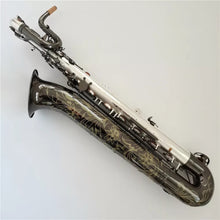 Load image into Gallery viewer, Darron McKinney Demon Chaser Aristocrat Series Professional Low A Baritone Saxophone