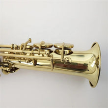 Load image into Gallery viewer, Darron McKinney Demon Chaser 30 Series Brass Gold Professional E flat Sopranino  Saxophone