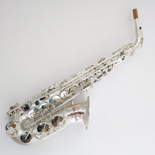 "Load image into Gallery viewer, Darron McKinney Demon Chaser ""Messiah Series "" Big Bell Professional  Alto Saxophone"