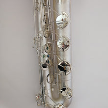 "Load image into Gallery viewer, Darron McKinney Demon Chaser ""Messiah Series"" Big Bell Professional Baritone Saxophone"