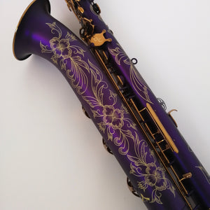 "Darron McKinney Demon Chaser Holy Ghost Series ""Big Bell"" Professional Low A Baritone Saxophone"