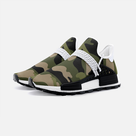 Image of Men's Camo Lightweight Sneaker S-1