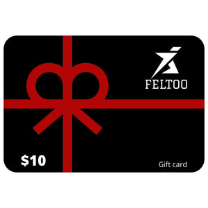 Shopping for someone else but not sure what to give them? Give them the gift of choice with a FELTOO Gift Card.