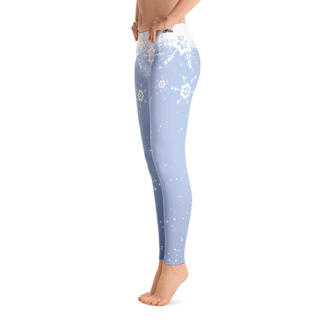 Image of Let-it-Snow Fashion Leggings