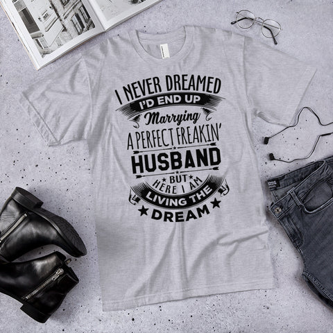 Image of Perfect Freakin' Husband T-Shirt