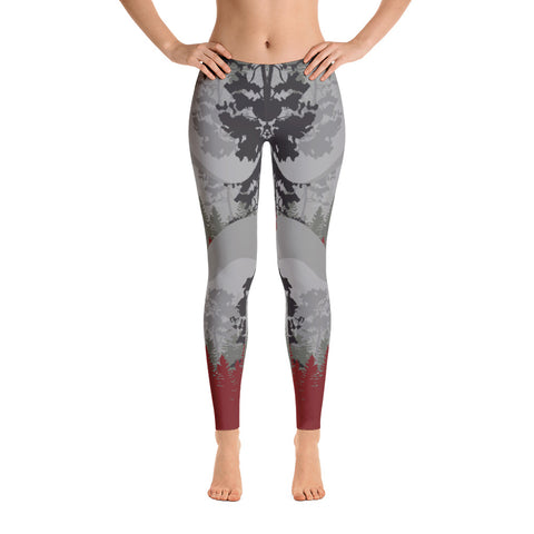 Image of Enchanted Forest Leggings