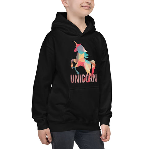 Image of Lovely Unicorn Stylish Kids Hoodie