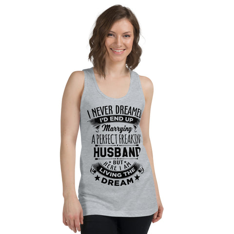 Perfect Freakin' Husband Classic Tank Top