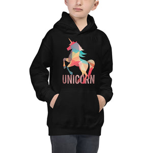 Lovely Unicorn Stylish Kids Hoodie