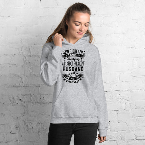 Perfect Freakin' Husband Hoodie