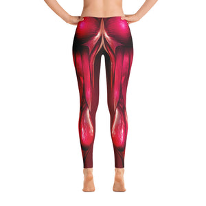 Pink Muscles Leggings