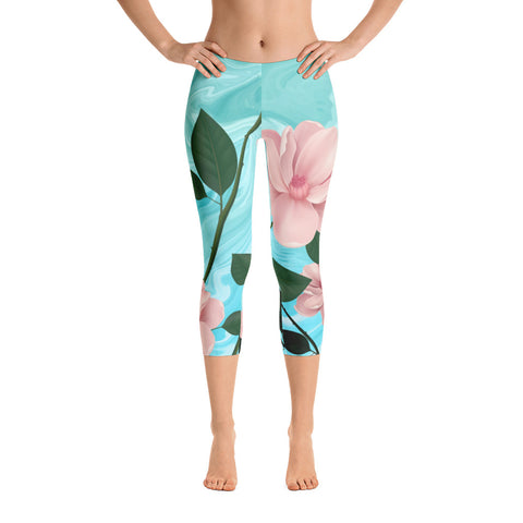 Image of Pink Rose Capri