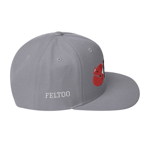 Image of Fox Snapback Hat