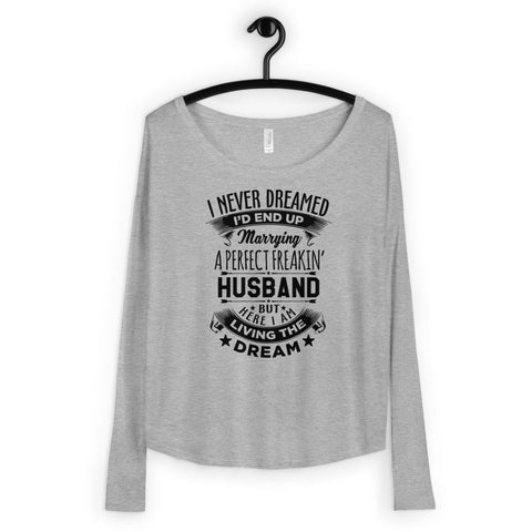 Perfect Freakin' Husband Long Sleeve Tee