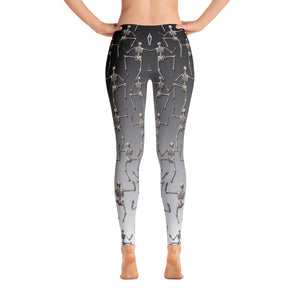 Climbing Skeletons Leggings