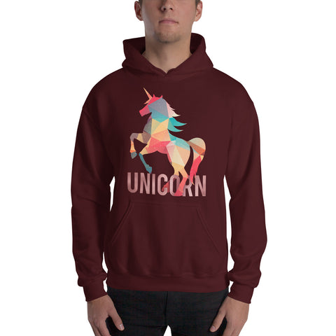 Galloping Unicorn Hoodies