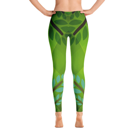 Growing Tree Fashion Leggings