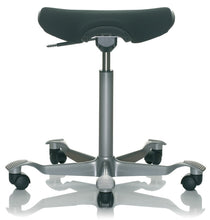 Load image into Gallery viewer, Ergonomic stool with cushion seat
