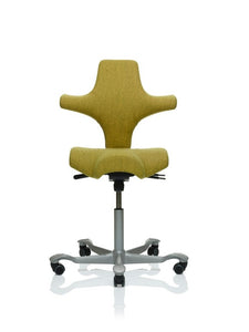 Ergonomic desk chair, Capisco 8106