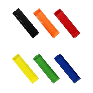 Colour options for the Spectrum pedestal handle inserts