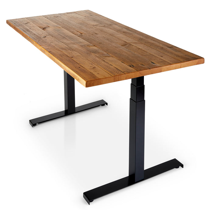 Sisu Reclaimed Wood Standing Desk