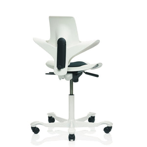 Capisco Puls ergonomic office chair for the home and workplace