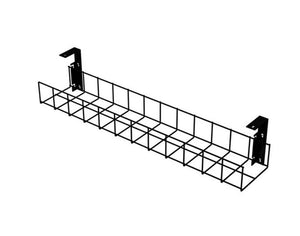 Wire Cable Tray | Wire Cable Trays Cable Management For Standing Desks Flomotionstudio