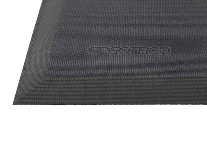 neo flex standing mat from Ergotron for use with sit stand desks