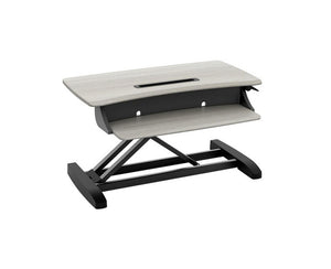 WorkFit-Z Mini Standing Desk Converter from Ergotron