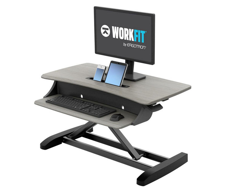 WorkFit-Z Mini Standing Desk Riser from Ergotron