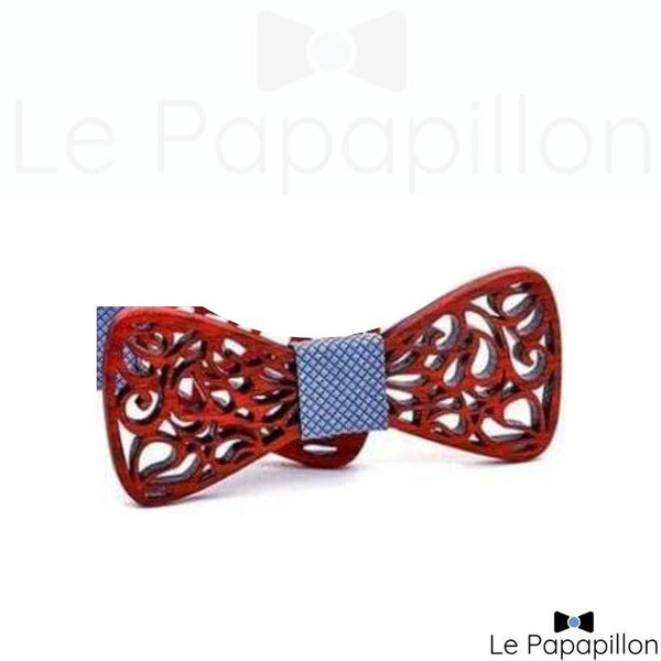 noeud papillon bois liberty