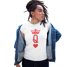 "Load image into Gallery viewer, ""Queen Life"" Tee"