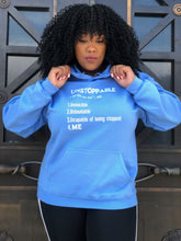 "Load image into Gallery viewer, ""UNSTOPPABLE"" Unisex Hoodie (7 fashion colors)"