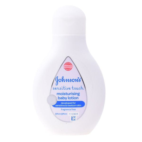Kroppslotion Sensitive Touch Johnson's (250 ml)