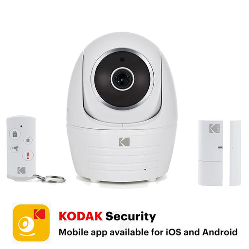 KODAK IP101WG Indoor PTZ Camera + 2 Sensors kit