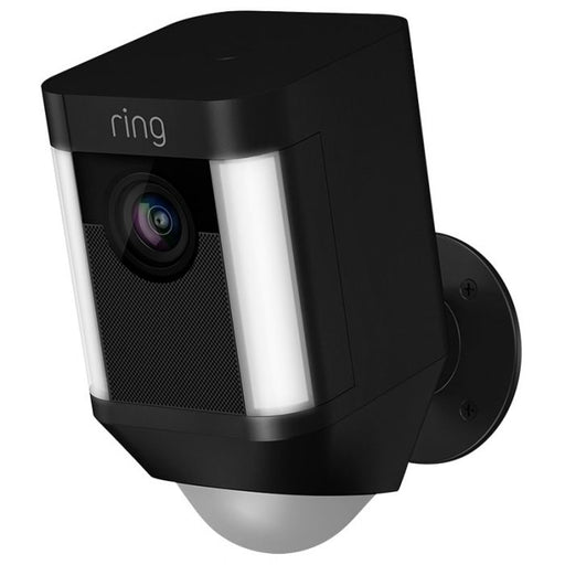Ring Spotlight Cam Zwart